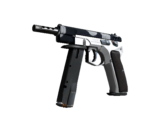 StatTrak™ CZ75-Auto | Twist (Battle-Scarred)