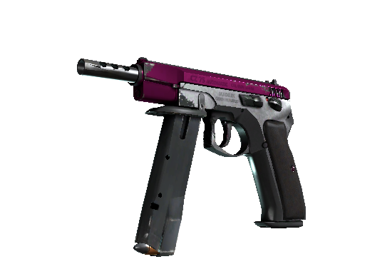 CZ75-Auto | The Fuschia Is Now Field-Tested