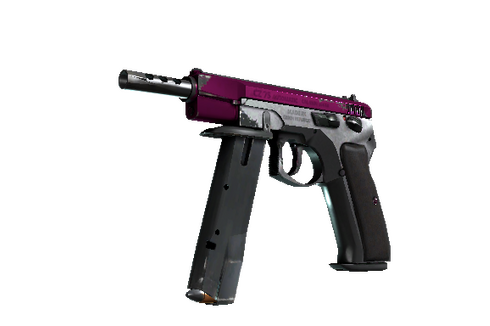 StatTrak™ CZ75-Auto | The Fuschia Is Now (Field-Tested) Prices