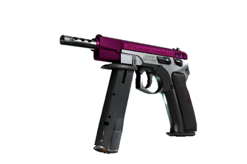 Buy CZ75-Auto | The Fuschia Is Now (Minimal Wear)