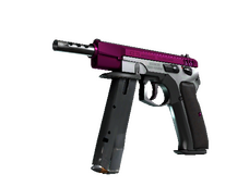 Skin CZ75-Auto | The Fuschia Is Now