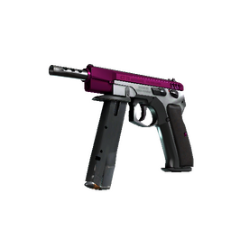 StatTrak™ CZ75-Auto | The Fuschia Is Now (Factory New)