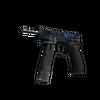 CZ75-Auto | Poison Dart <br>(Well-Worn)