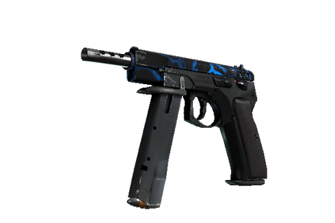 StatTrak™ CZ75-Auto | Poison Dart (Well-Worn) Prices