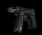 CZ75-Auto | Poison Dart (Battle-Scarred)