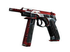 Buy cheap CZ75-Auto   Red Astor