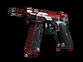 StatTrak™ CZ75-Auto | Red Astor