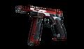 CZ75-Auto - Red Astor