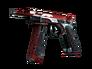 Скин CZ75-Auto | Красный ястреб