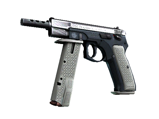 StatTrak™ CZ75-Auto | Imprint (Battle-Scarred)