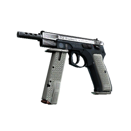 StatTrak™ CZ75-Auto | Imprint (Well-Worn)