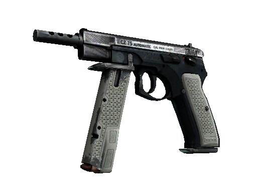 CZ75-Auto | Imprint (Battle-Scarred)