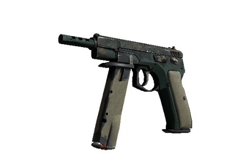 CZ75-Auto | Green Plaid (Battle-Scarred) Prices