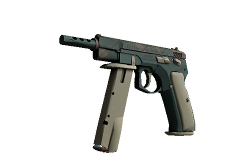 CZ75-Auto | Green Plaid (Factory New) Prices