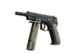 CZ75-Auto Green Plaid