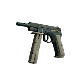 free csgo skin CZ75-Auto | Green Plaid (Minimal Wear)