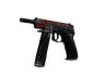 StatTrak™ CZ75-Auto | Crimson Web (Battle-Scarred)