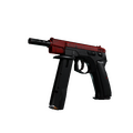 StatTrak™ CZ75-Auto | Crimson Web <br>(Minimal Wear)