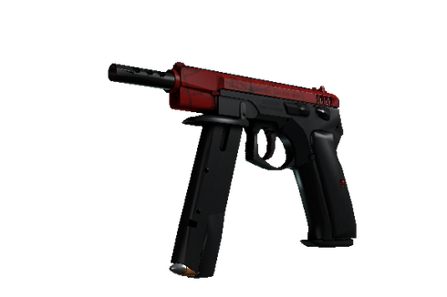Buy CZ75-Auto | Crimson Web (Minimal Wear)