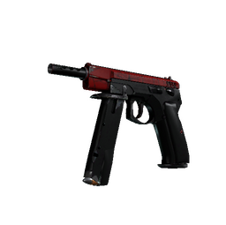 StatTrak™ CZ75-Auto | Crimson Web (Field-Tested)