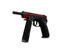 StatTrak™ CZ75-Auto | Crimson Web (Well-Worn)