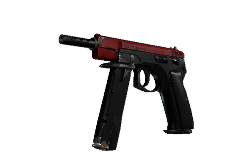 Buy StatTrak™ CZ75-Auto | Crimson Web (Field-Tested)