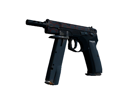 StatTrak™ CZ75-Auto | Hexane (Field-Tested)