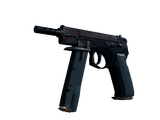 Weapon CSGO - CZ75-Auto Hexane