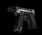 CZ75-Auto | Tuxedo (Battle-Scarred)