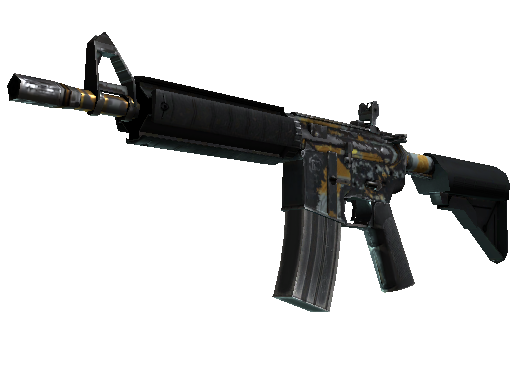 M4A4 | Daybreak Battle-Scarred