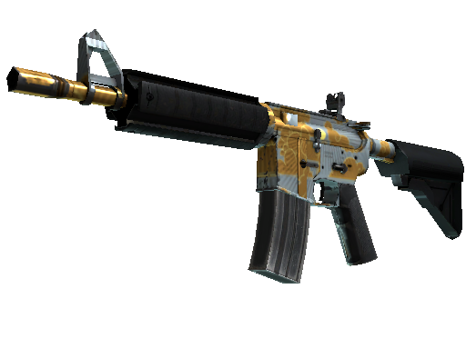 M4A4 | Daybreak (Battle-Scarred)