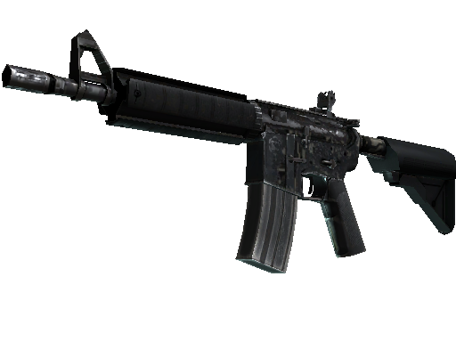 M4A4 | Mainframe Battle-Scarred