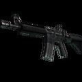 Souvenir M4A4 | Mainframe <br>(Battle-Scarred)