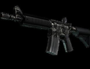 M4A4 | Центральный процессор