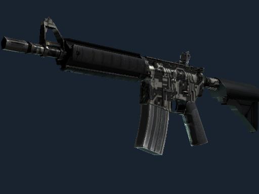 Скин M4A4 | Мейнфрейм (Немного поношенное)