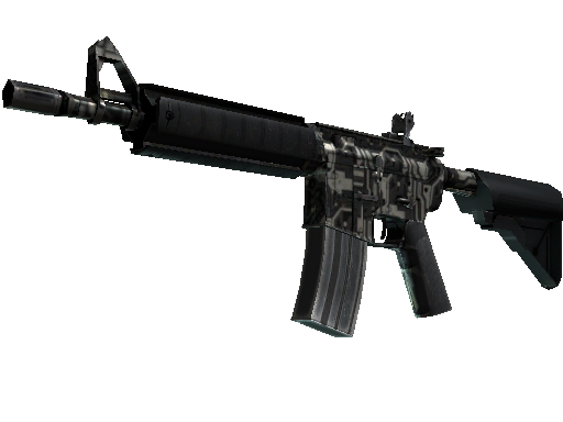 Souvenir M4A4 | Mainframe (Battle-Scarred)