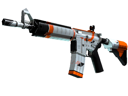 M4A4 | Asiimov Well-Worn