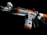Weapon CSGO - M4A4 Asiimov