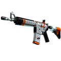 M4A4 | Asiimov <br>(Well-Worn)