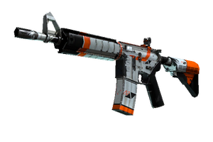 M4a4 Asiimov Battle Scarred