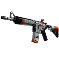 M4A4 | Asiimov <br>(Battle-Scarred)