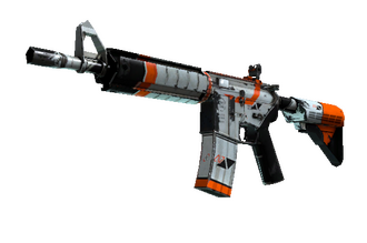 M4A4 | Asiimov (Battle-Scarred) Price