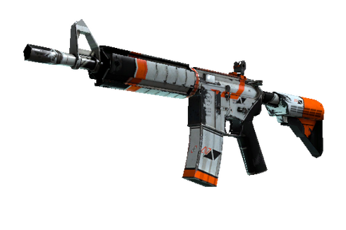 M4A4 | Asiimov (Battle-Scarred) Prices