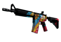 M4A4 | Cyber Security