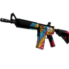 M4A4 | Cyber Security <br>(Field-Tested)