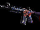 Weapon CSGO - M4A4 龍王