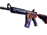 StatTrak™ M4A4 | 龍王 (Dragon King) (Minimal Wear)
