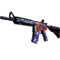 StatTrak™ M4A4 | 龍王 <br>(Dragon King)