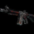 StatTrak™ M4A4 | Hellfire (Battle-Scarred)