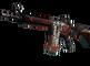 M4A4   Hellfire (Field-Tested)